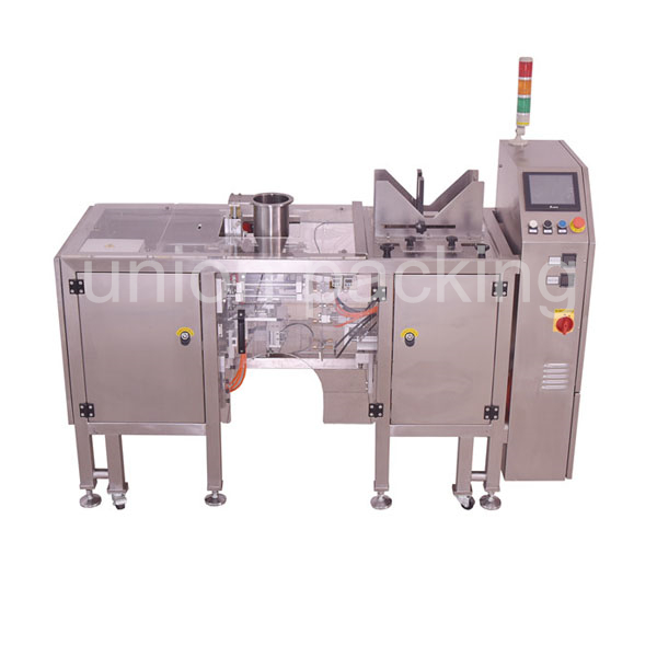 UN-MDP-S Standard Mini Doypack Machine For Powder