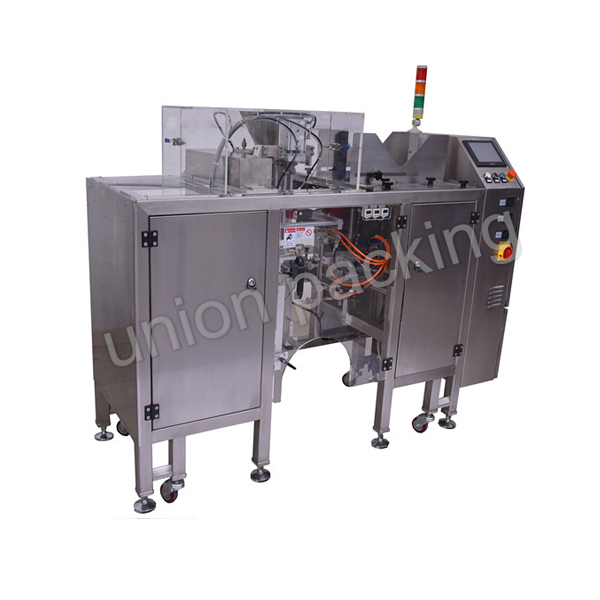 UN-MDP-L Standard Mini Doypack Machine For Granules