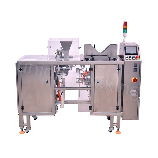 UN-MDP-LG Standard Mini Doypack Machine For Granules