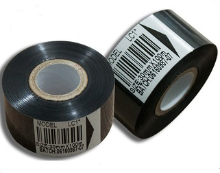 width 25mm length 100m hot stamping foil for coding machines,