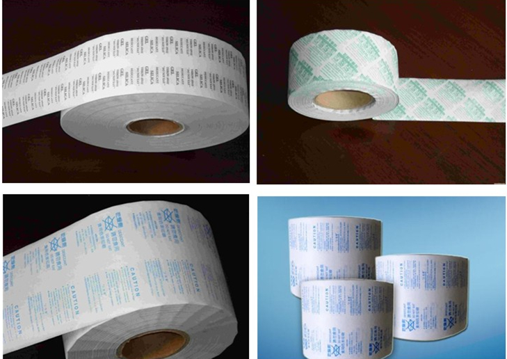 Desiccant wrapping paper non woven fabric