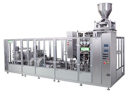 offee powder single chamber LINEAR VACUUM PACKING MACHINE