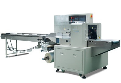 full automatic pillow packing machine for fresh apple plastic bag