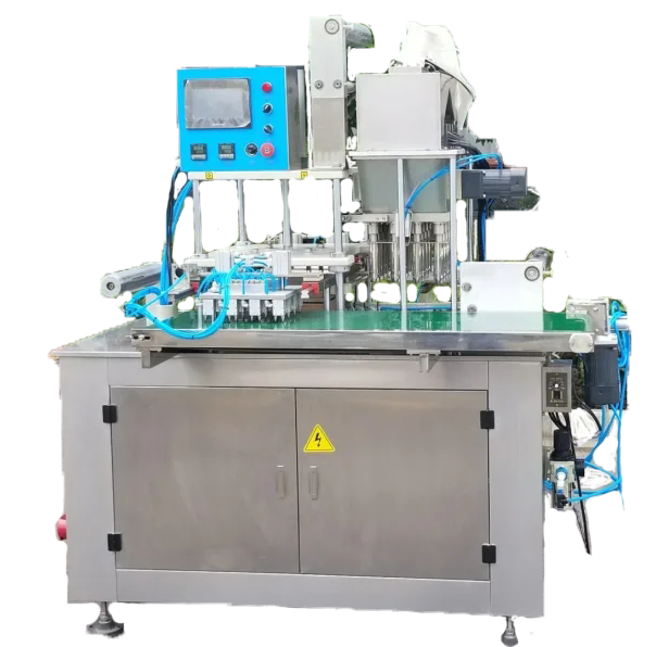 Automatic PVA Water liquid Soluble Film Pouch Packaging/Packing Sealing Machine